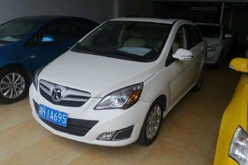北京汽车 E系列三厢 2013款 1.5 自动 乐享版