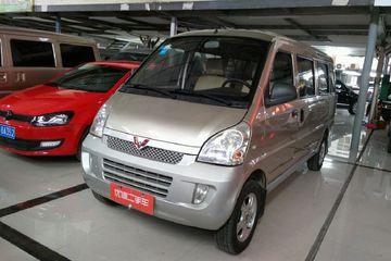 五菱 荣光 2012款 1.2 手动 加长基本型5-9座