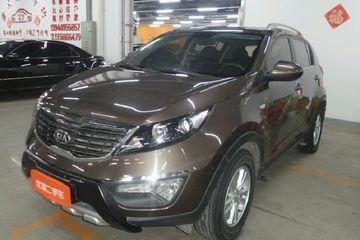 起亚 智跑 2011款 2.0 自动 GL前驱