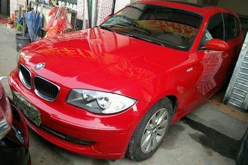 宝马 1系两厢五门版 2009款 2.0 自动 120i舒适功能组合版
