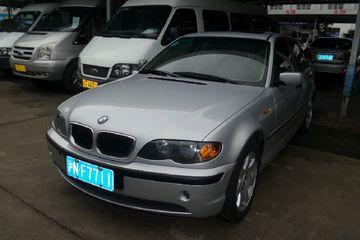 宝马 3系三厢 2002款 2.0 自动 318i