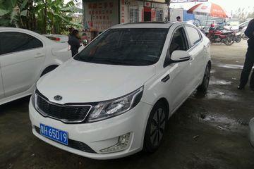 起亚 K2三厢 2012款 1.6 自动 Premium ECO