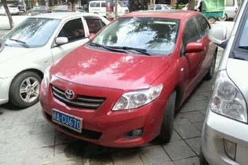 丰田 卡罗拉 2007款 1.8 手动 GLi