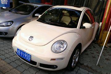 大众 甲壳虫掀背 2008款 1.8T 自动 豪华版