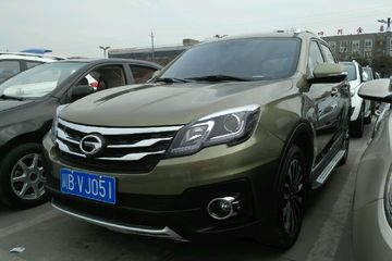 广汽 传祺GS5 2015款 1.8T 自动 Super豪华版前驱