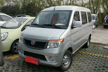 北京汽车 威旺205 2013款 1.0 手动 乐业型