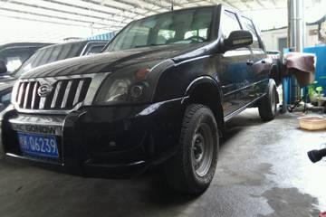广汽吉奥 财运 2010款 2.2T 手动 100标准型莱动 柴油