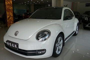 大众 甲壳虫掀背 2013款 1.4T 自动 豪华型
