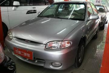 起亚 千里马 2004款 1.6 手动 GL-Ⅱ