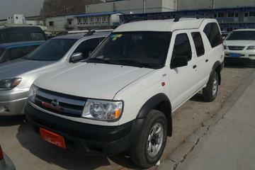 日产 ZN多功能厢式车 2013款 2.4 手动 标准型5座四驱