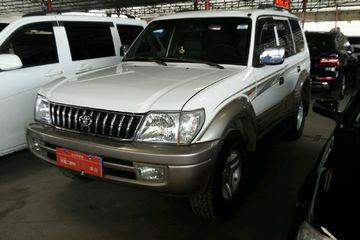北汽制造 陆霸 2007款 2.4 手动 标准型后驱
