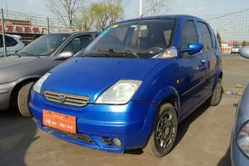 哈飞 路宝 2006款 1.0 手动 GZ058标准型