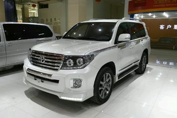 丰田 陆地巡洋舰 2013款 4.0 自动 中东版四驱