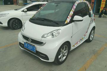 smart ForTwo 2015款 1.0T 自动 炫闪特别版