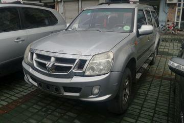 福田 传奇 2006款 2.0T 手动 柴油