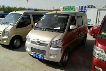 北京汽车 威旺306 2014款 1.2 手动 超值版厢货5座有助力舒适型