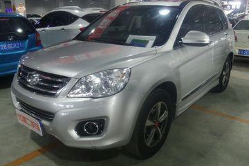 长城 哈弗H6 2012款 2.4 手动 尊贵型前驱