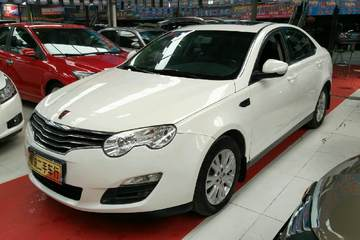 荣威 550 2012款 1.8 自动 S启臻版