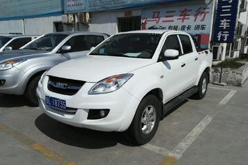 江铃 域虎 2012款 2.4T 手动 GL四驱 柴油